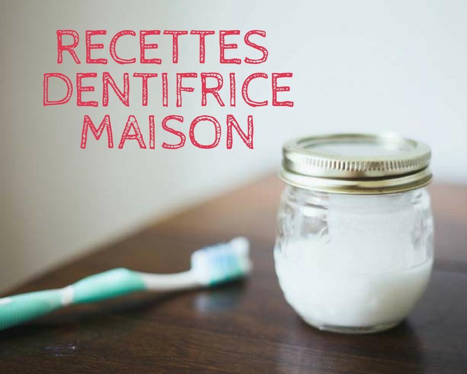 comment faire son dentifrice maison naturel recettes simples et faciles. Black Bedroom Furniture Sets. Home Design Ideas